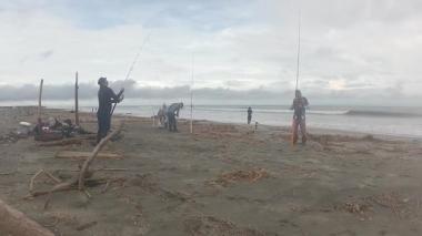 Denuncian atraco a pescadores en el kilómetro 16 de la Troncal del Caribe