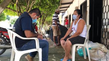 Alcaldía de Santa Marta da apoyo a los municipios en crisis por inundaciones