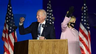 Biden supera récord y es el candidato más votado en la historia de EE.UU.