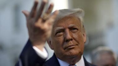 """Trump denuncia aparición de """"papeletas sorpresa"""" en estados donde lideraba"""