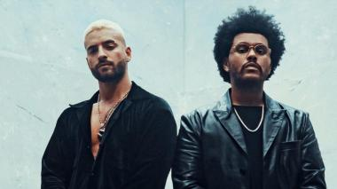En video | El remix de 'Hawái' con toque bilingüe, Maluma y The Weeknd