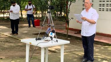 Este viernes será la apelación de la libertad al expresidente Uribe