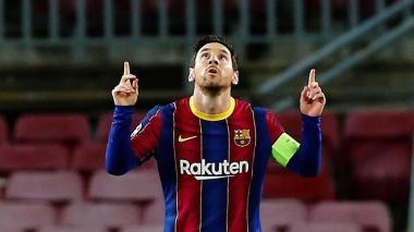 """""""La actitud de Messi es muy buena, no entro en polémicas"""": Koeman"""