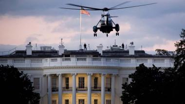 "Aviso a Trump: Si Biden gana, ""echará a intrusos de la Casa Blanca"""