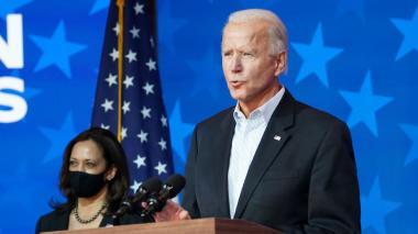 Biden planea discurso y republicanos intentan impedir conteo de votos tardíos