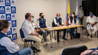 """""""Se deben instalar mesas técnicas"""": defensor del pueblo sobre huelga"""