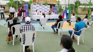 Prosperidad Social entrega parque en Ciénaga de Oro, Córdoba