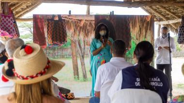 La Guajira presentó ocho proyectos a Minciencias