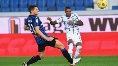 El Atalanta resiste a un gol de Lautaro y empata 1-1 con el Inter