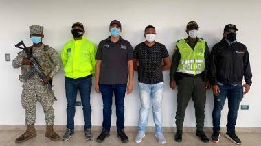 En video   Capturan a presunto autor de crimen de ambientalista en Chocó