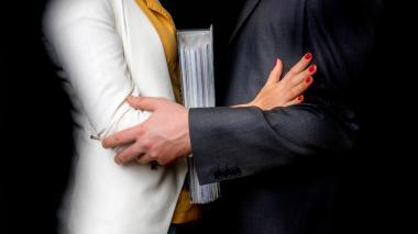 Solo 2 de cada 10 mujeres denuncian estos hechos dentro de las empresas.