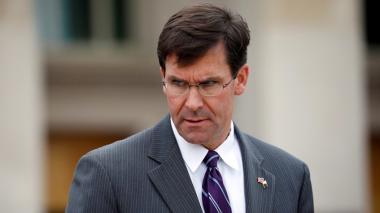 Trump despide a su secretario de Defensa, Mark Esper