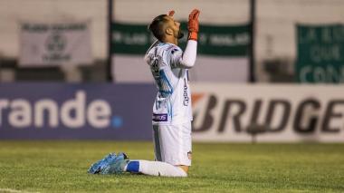 Sebastián Viera tiene mucha fe en el talento de sus compañeros.