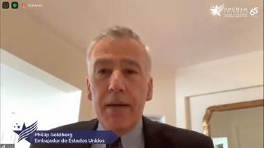Embajador espera que compañías de EE.UU. participen en fracking en Colombia