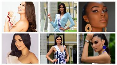 Costeñas pisando fuerte en Miss Universe Colombia