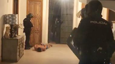 Cae en España narcotraficante del extinto cartel de Cali