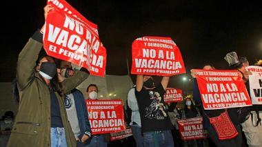 De golpe de Estado a política podrida: la reacción de candidatos en Perú
