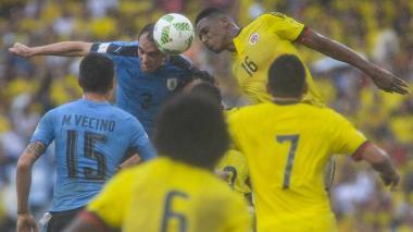 ¿Hay pronóstico de lluvia para el juego Colombia vs. Uruguay?