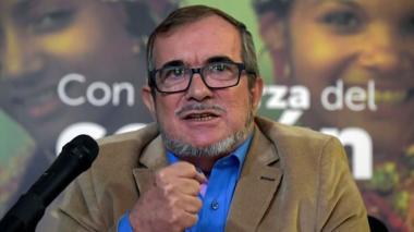 """""""Entregaremos los detalles sobre los atentados"""": Timochenko a Vargas Lleras"""