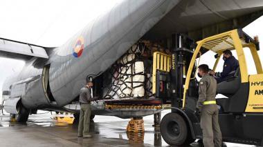 Colombia moviliza equipos y ayuda humanitaria a Honduras