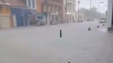 En video   Lluvias causan emergencias en Cartagena