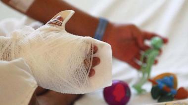 Campaña en Soledad para evitar que niños usen pólvora