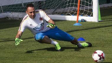 Ospina y el nuevo lateral derecho, las novedades en la Selección Colombia