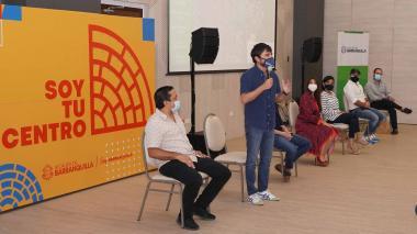 """Los ocho proyectos con los que el Distrito """"transformará"""" el Centro"""
