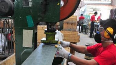Producción industrial en Barranquilla creció 8,1%