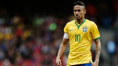 Neymar, desconvocado para el próximo encuentro de Brasil ante Venezuela y Uruguay.