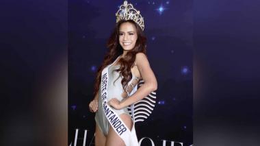Una reina sorda lleva el mensaje de inclusión al Miss Universe Colombia