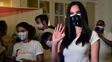 Catriona Gray y su voz de aliento en pandemia