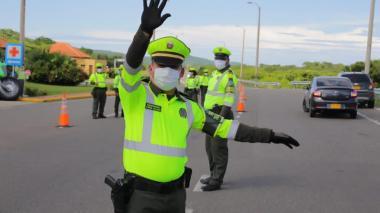 En puente festivo habrá operativos para la seguridad vial