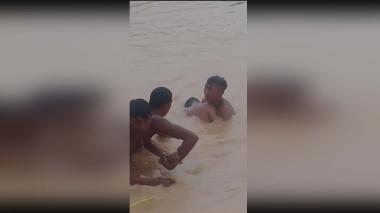 Invierno deja dos personas muertas por inmersión en la Alta Guajira