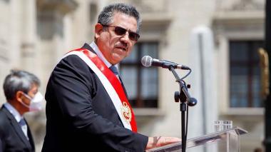 Perú se queda sin presidente tras la renuncia de Manuel Merino