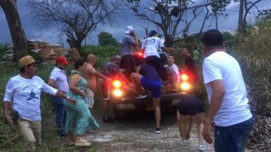 Joven muere impactado por un rayo cuando practicaba BMX en Montería