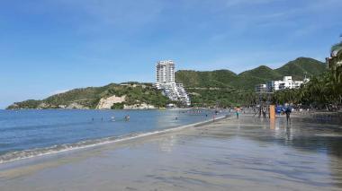 Autorizan uso y disfrute de 15 playas en Santa Marta