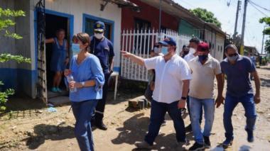 Cartagena inicia limpieza de canales para mitigar efectos de la ola invernal