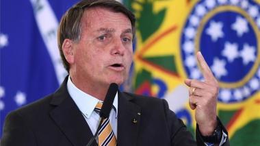 """Bolsonaro critica a la OMS y pide """"reformas urgentes"""" de la organización"""