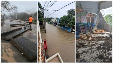 ¿Cómo ayudar a San Andrés y Providencia tras el impacto de Iota?