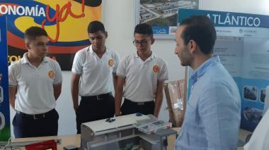 Estudiantes tendrán doble titulación en temas de innovación