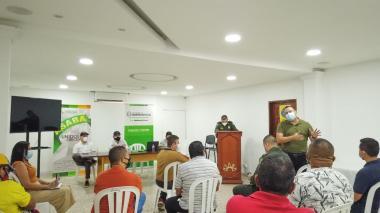 Incrementarán seguridad en Barranquillita para fin de año