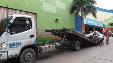 ¡Ya no se llevan el carro! Nueva modalidad de hurto en Barranquilla