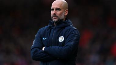 Guardiola se mantendrá en Inglaterra, como mínimo, hasta 2023.