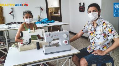 PNUD lanza 'ReactivAcción' para emprendedores de La Guajira y Bolívar