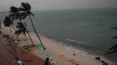 Dimar lanza advertencia por intensidad de lluvias en el Caribe