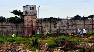 En video | Arrancan obras para aumentar cupos en las cárceles de Barranquilla