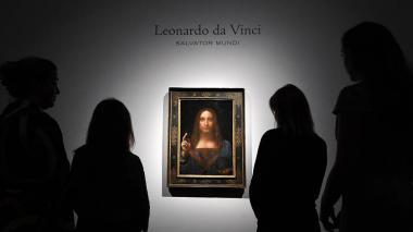"Descubren dibujo de Da Vinci con el ""verdadero"" rostro de Cristo"