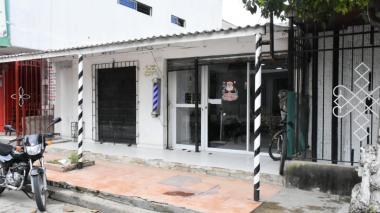 En video | Ladrón desocupa barbería en Soledad 2.000