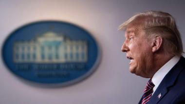 En video | Trump da luz verde a la transferencia de poder a Biden